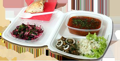 Доставка обедов Саранск